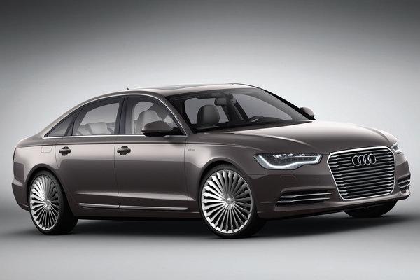 2012 Audi A6 L e-tron