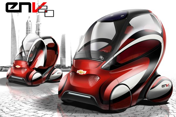 2012 Chevrolet EN-V 2.0
