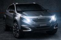 2012 Peugeot Urban Crossover