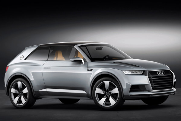 2012 Audi Crosslane Coupe