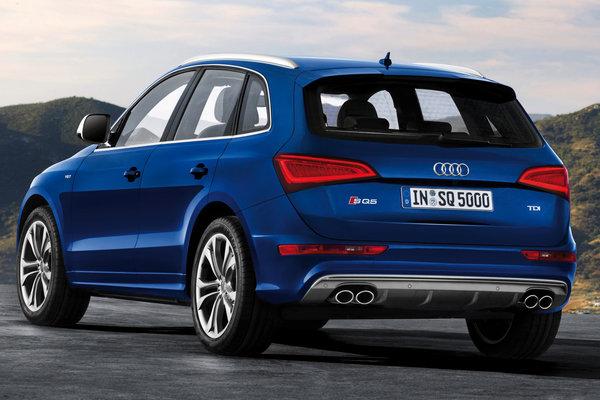 2013 Audi S Q5