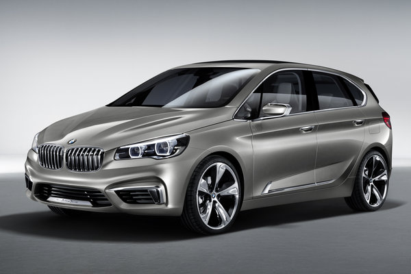 2012 BMW Active Tourer