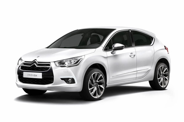 2013 Citroen DS4 Pure White