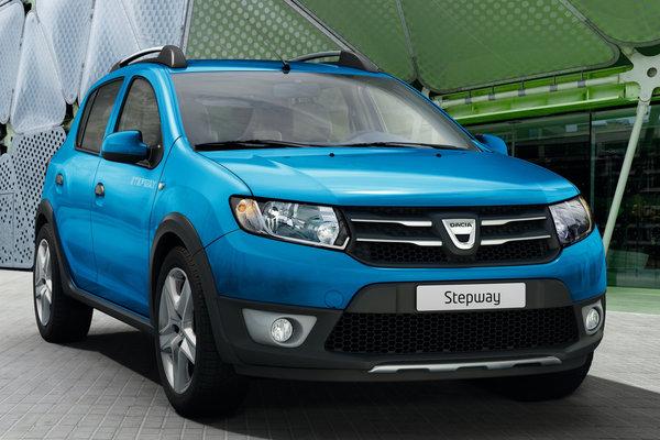 2013 Dacia Sandero