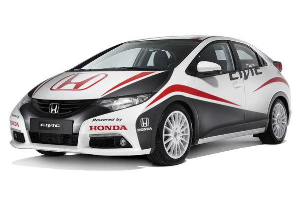 2012 Honda WTCC Car