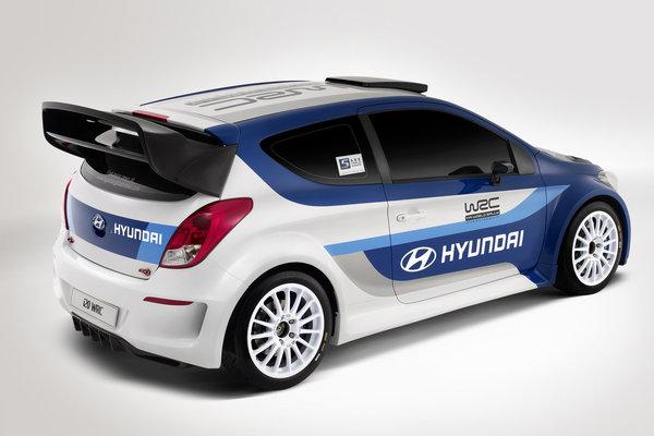 2012 Hyundai i20 WRC