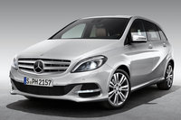 2013 Mercedes-Benz B-Class Natural Gas