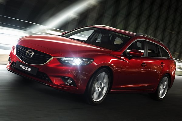 2013 Mazda Mazda6 wagon