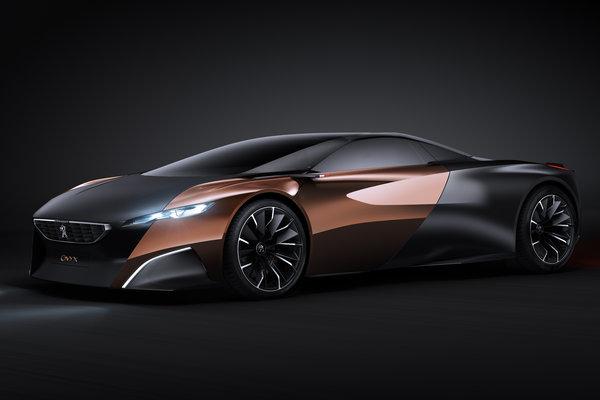 2012 Peugeot Onyx