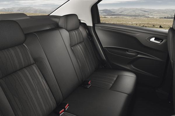 2013 Peugeot 301 Interior