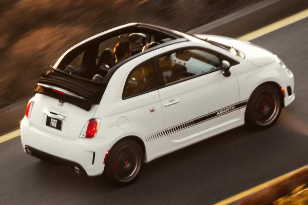 2013 Fiat 500 C Abarth