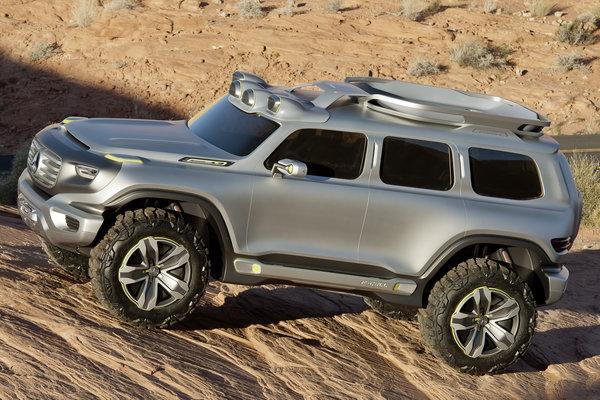 2012 Mercedes-Benz Ener-G-Force