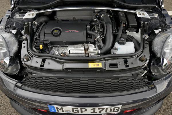 2013 Mini John Cooper Works GP Engine