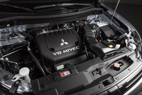 2014 Mitsubishi Outlander Engine