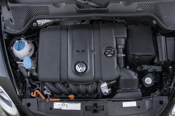 2013 Volkswagen Beetle Convertible Engine