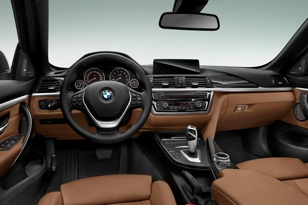 2014 BMW 4-Series Convertible Interior