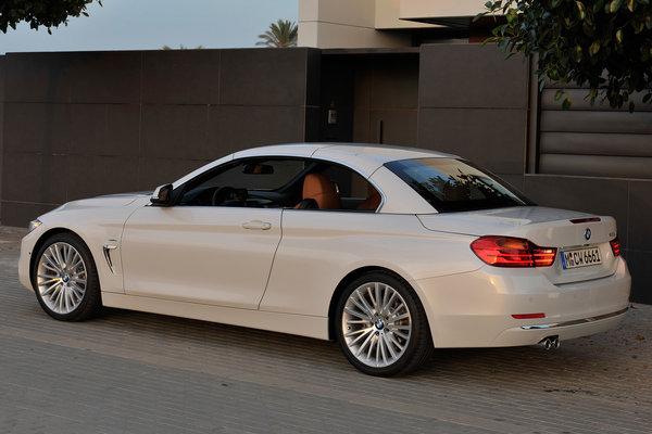 2014 BMW 4-Series 428i Convertible