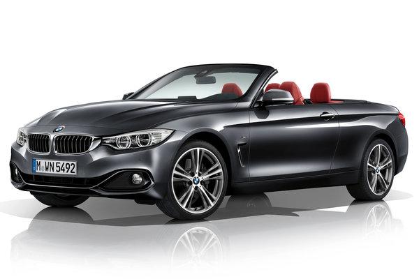 2014 BMW 4-Series 435i Convertible
