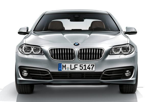 2014 BMW 5-Series 535i sedan