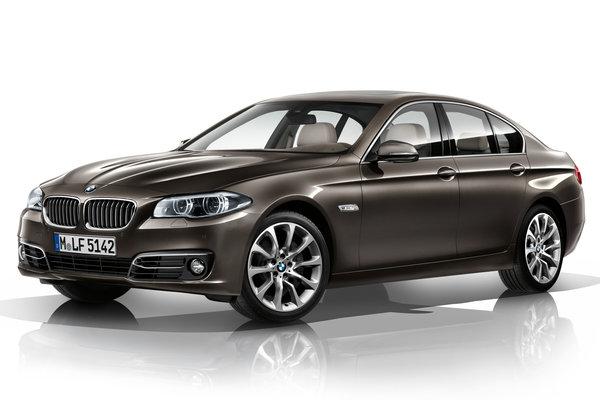 2014 BMW 5-Series 550i sedan