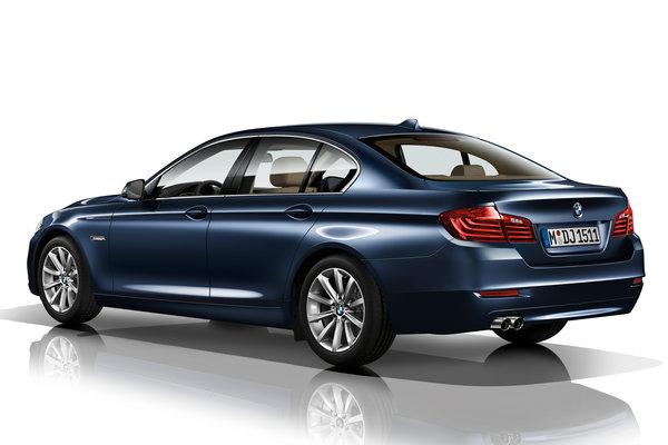 2014 BMW 5-Series sedan