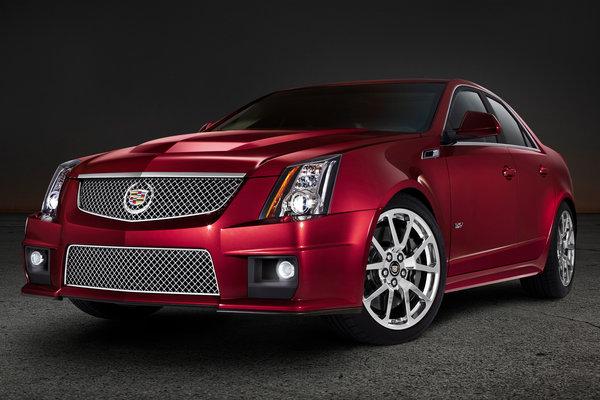 2014 Cadillac CTS-V Sedan