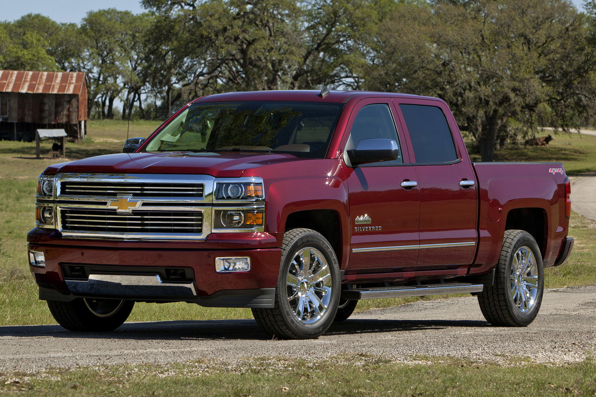 2014 chevrolet silverado 1500 crew cab high country. Cars Review. Best American Auto & Cars Review