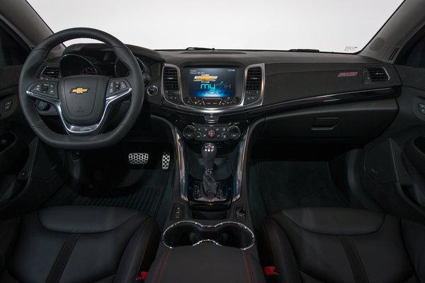 2014 Chevrolet SS Interior