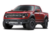 2014 Ford F-150 Extended Cab SVT Raptor Special Edition