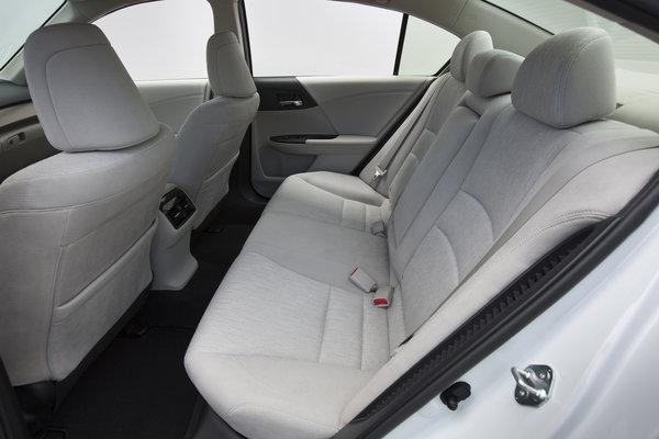 2014 Honda Accord PHEV Interior