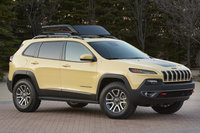 2014 Jeep Cherokee Adventurer