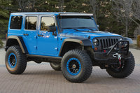 2014 Jeep Wrangler Maximum Performance