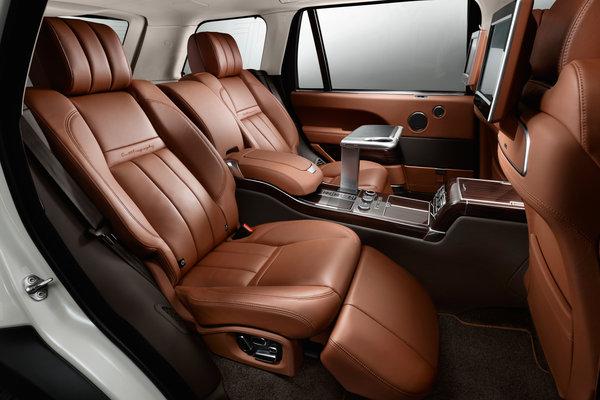 2014 Land Rover Range Rover LWB Interior