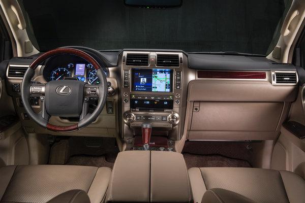 2014 Lexus GX Interior