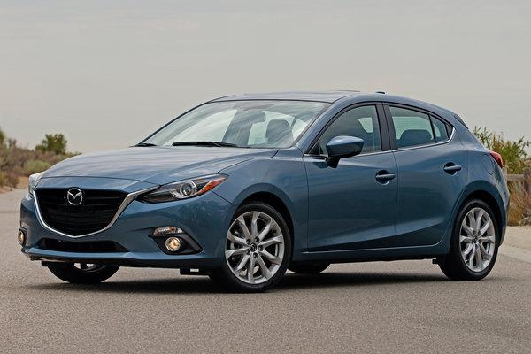 2014 Mazda Mazda3