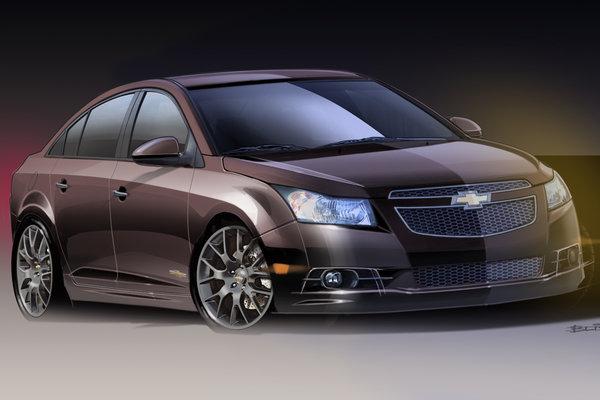 2012 Chevrolet Cruze Upscale