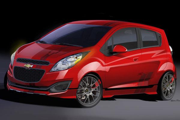 2012 Chevrolet Spark Z-Spec