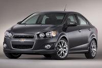 2014 Chevrolet Sonic Dusk