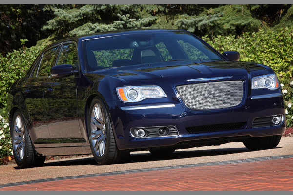 2012 Chrysler 300 Luxury