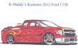 2012 Ford F-150 FX2 by K-Daddyz Kustomz