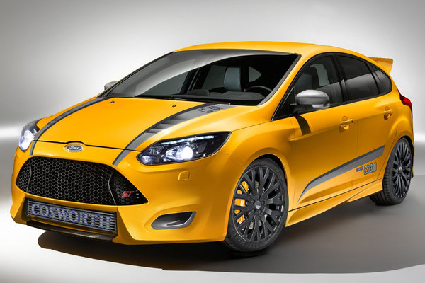 2012 Ford Focus ST by M&J Enterprises