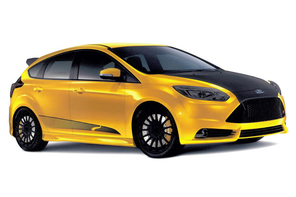 2012 Ford Focus ST by Steeda Autosports