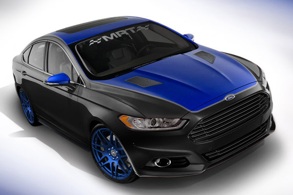 2012 Ford Fusion by MRT Performance