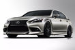 2012 Lexus PROJECT LS F SPORT by Five Axis