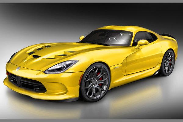 2012 SRT Viper