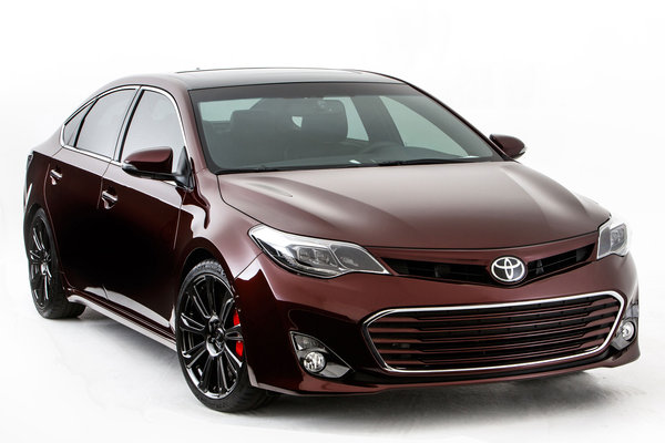 2012 Toyota Avalon TRD Edition