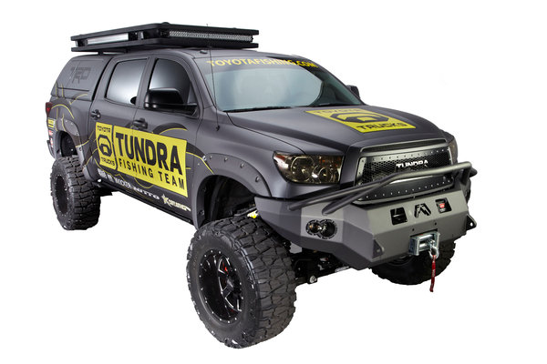 2012 Toyota Ultimate Fishing Tundra
