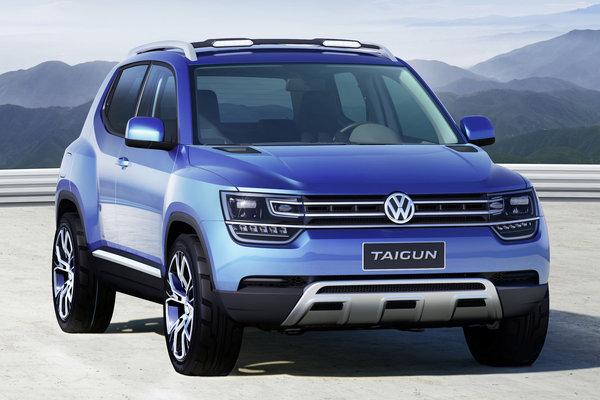 2012 Volkswagen Taigun