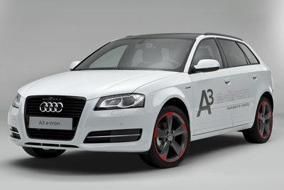 2012 Audi A3 e-tron pilot