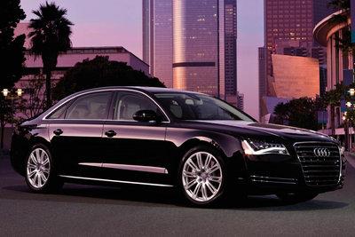 2012 Audi A8L 4.2